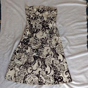 B. Darlin strapless summer dress